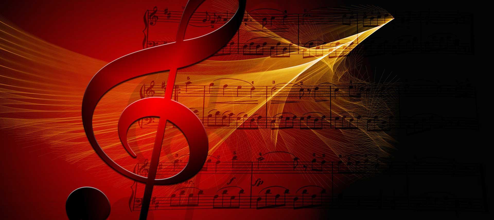 Musiknoten Blockflöte